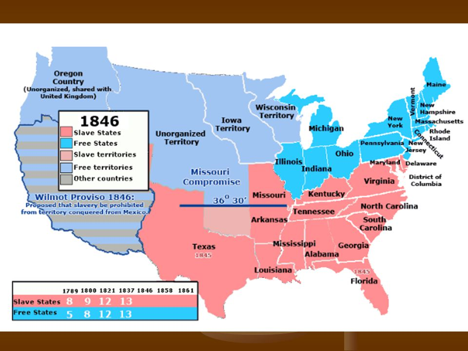 Crittenden Compromise Proposed by John J.Crittenden in 1860 Proposed by John J.