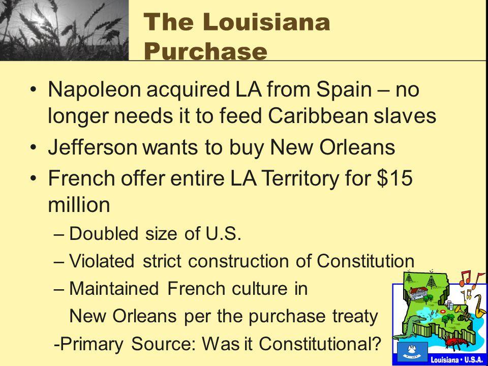 Incorporating Louisiana Lewis & Clark – SacajaweaLewis & Clark –Maps –Flora & Fauna –Indian relations