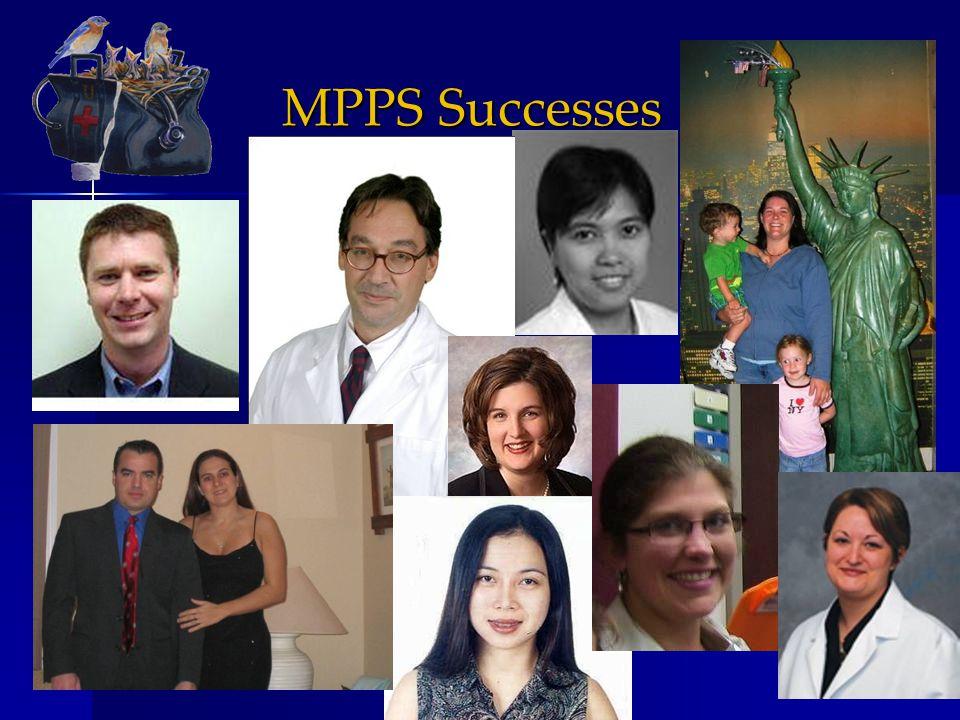 MPPS Successes