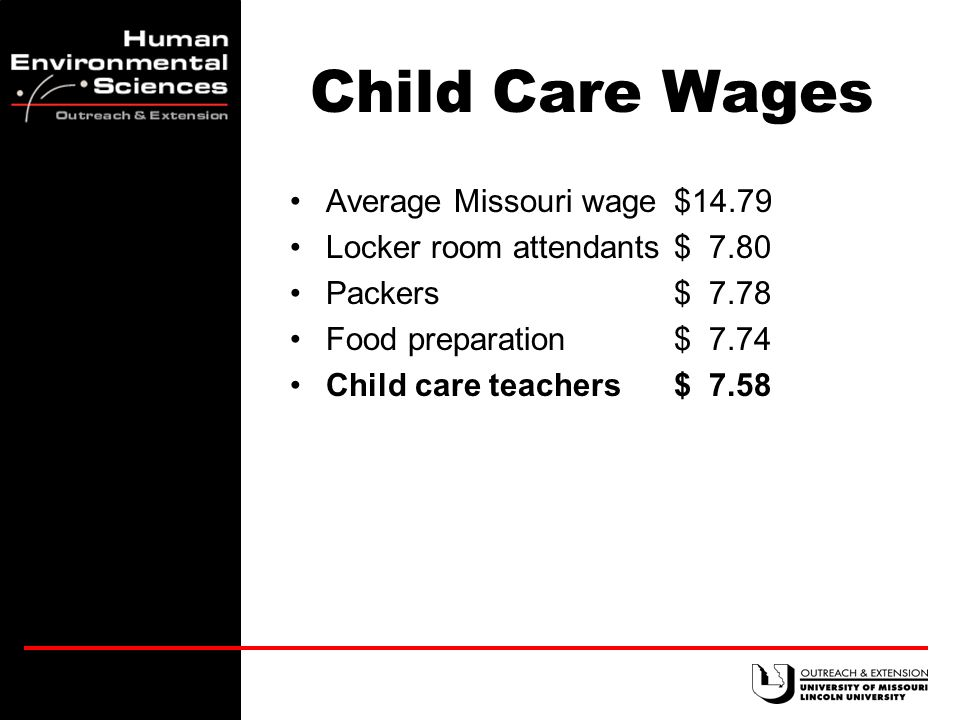 86% of child care providers agree education is needed before caring for children.