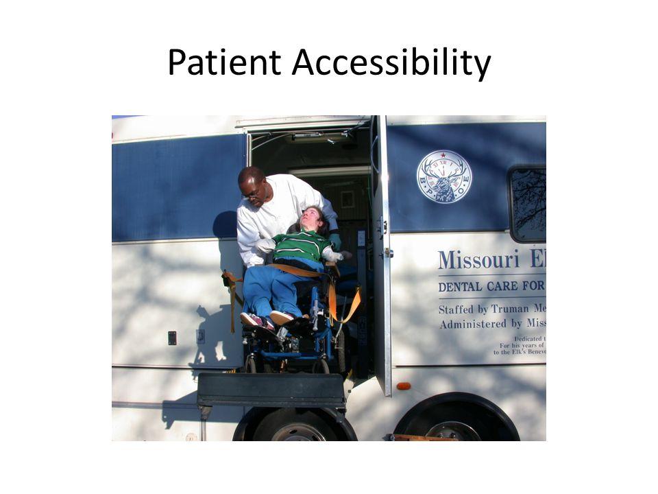 Patient Accessibility