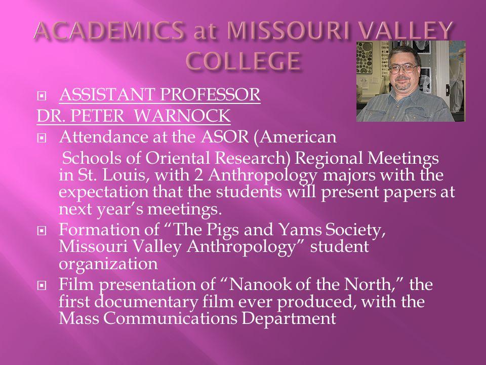  ASSISTANT PROFESSOR DR.