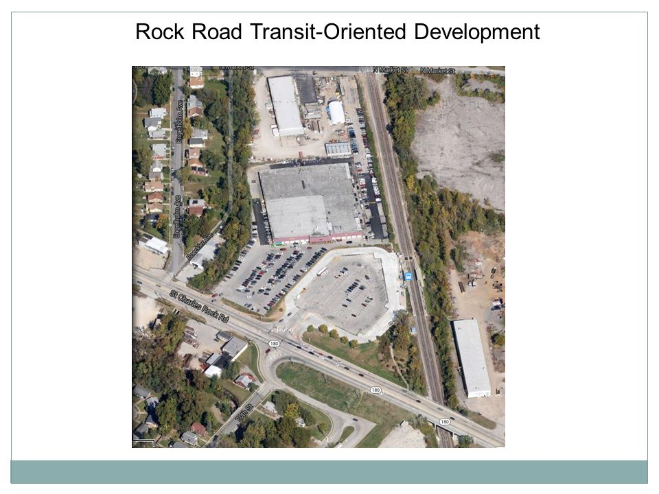Rock Road Transit-Oriented Development