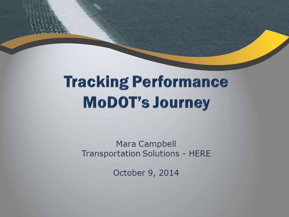  Performance Management Journey  Integration into Culture  Strategic Initiatives  National Performance Measures