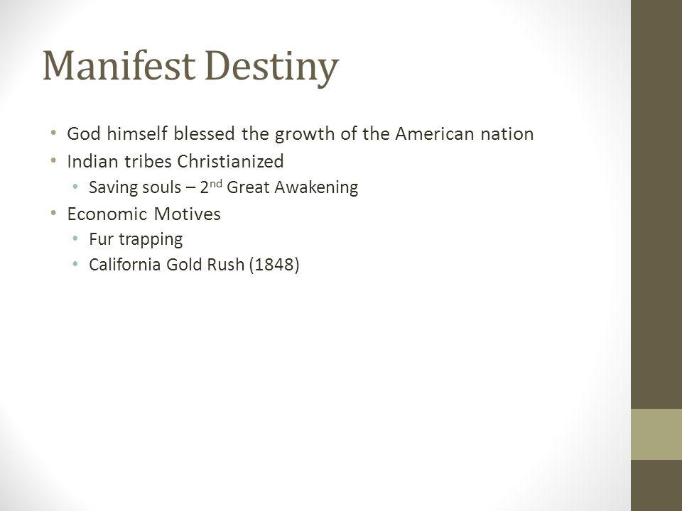 Manifest Destiny American Progress – John Gast (1872)