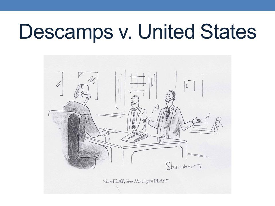 Descamps v. United States