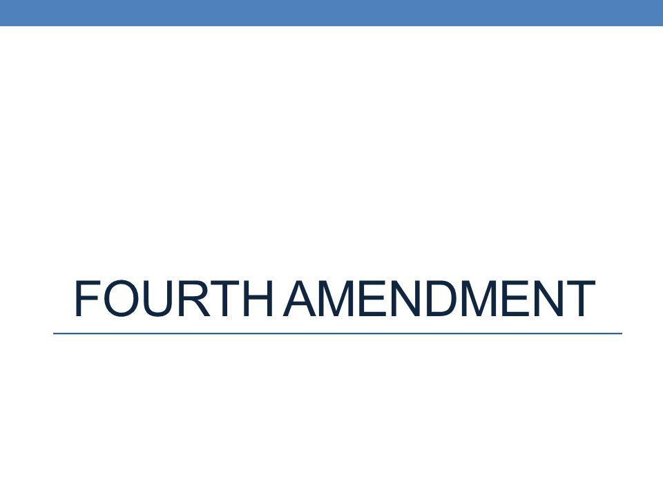 Misc.Fifth Amendment cases  Blueford v.