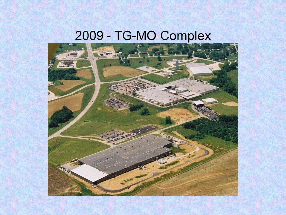 2009 - TG-MO Complex