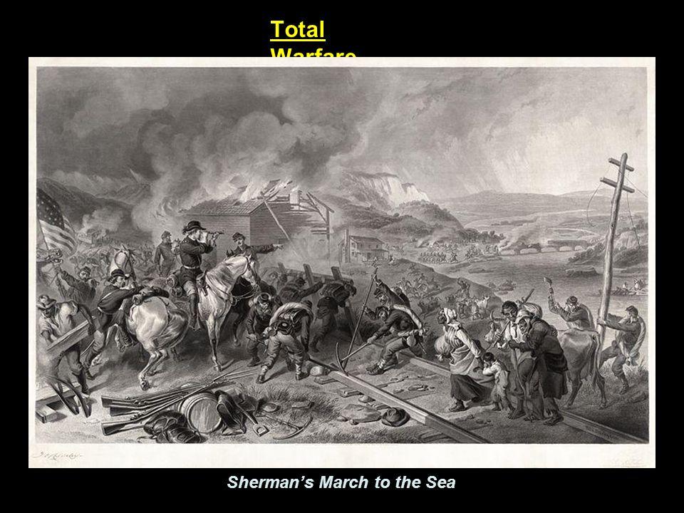 Total Warfare Sherman's March to the Sea