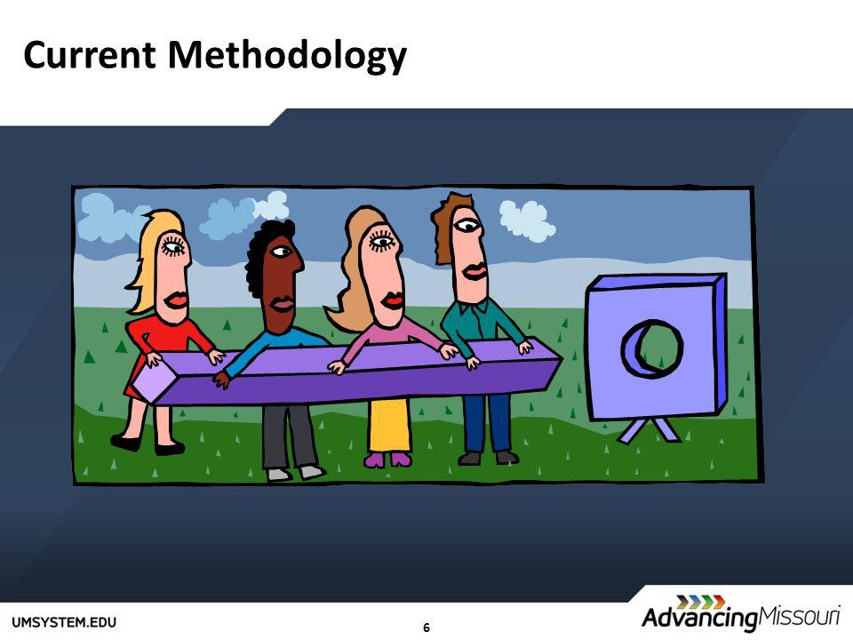 6 Current Methodology