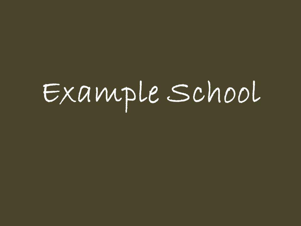 Example School