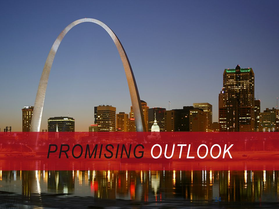 PROMISING OUTLOOK 14