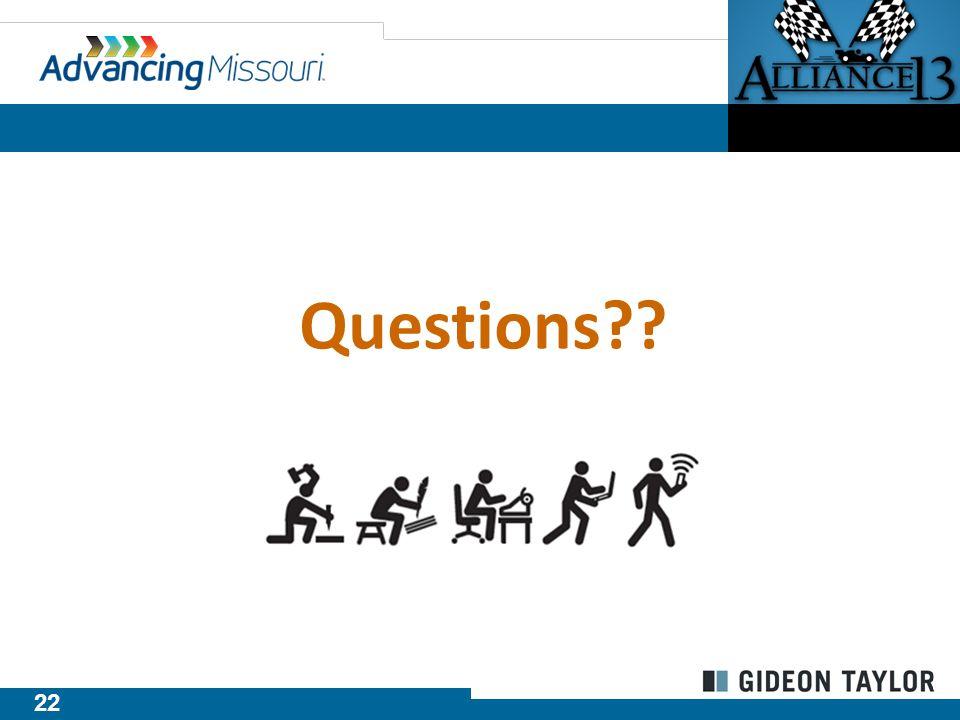 22 Questions