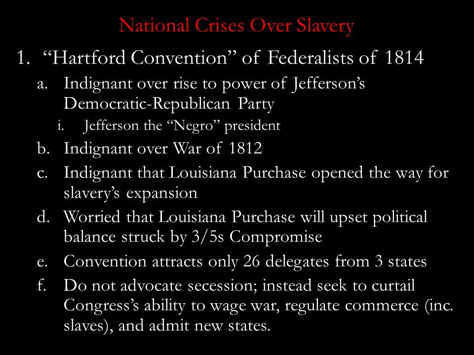 Constitution: Proslavery v.