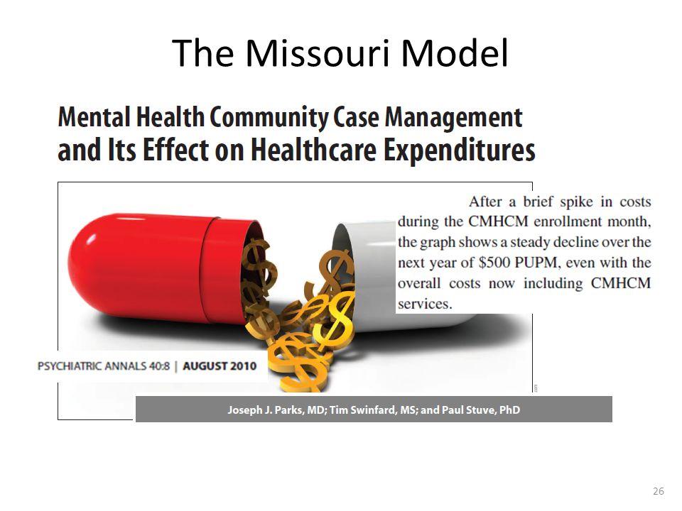 The Missouri Model 26