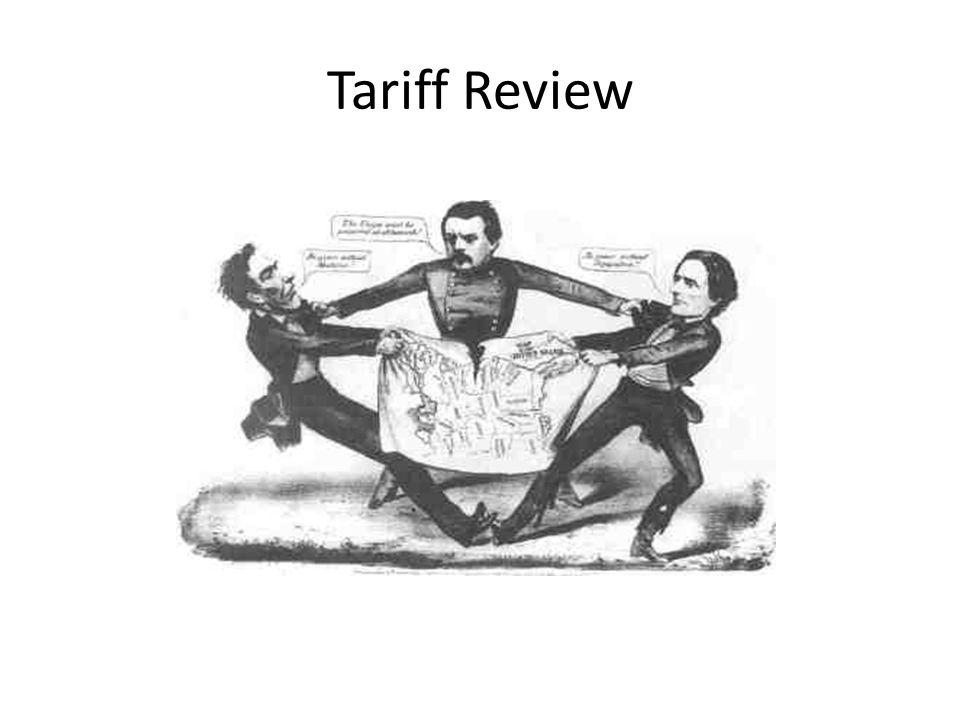 Tariff Review