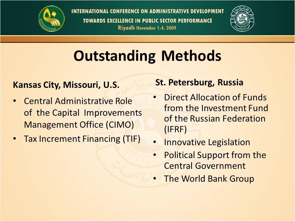 Constraints and Challenges Kansas City, Missouri, U.S.