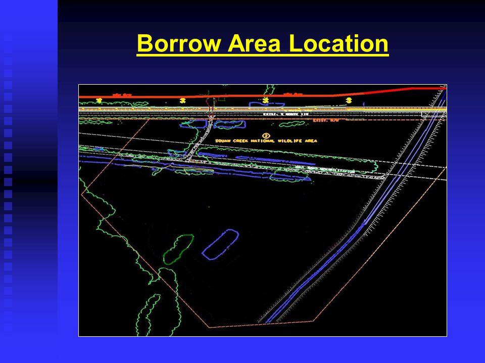 Borrow Area Location