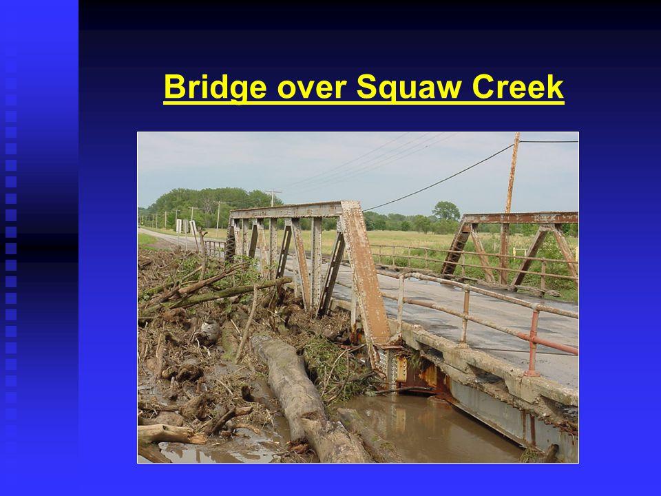 Bridge over Squaw Creek