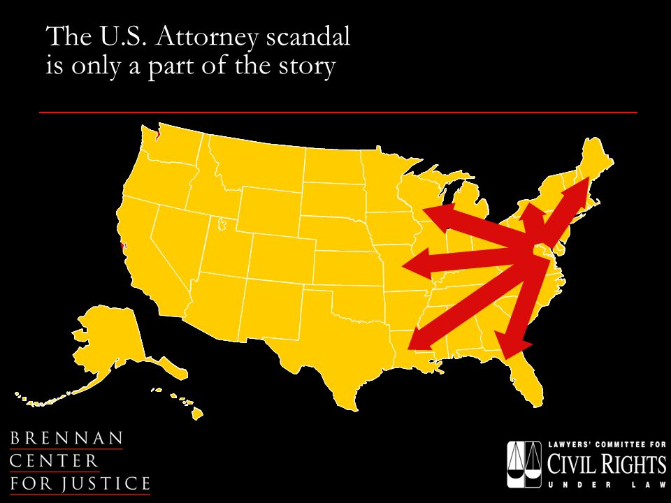The U.S. Attorney scandal is only a part of the story