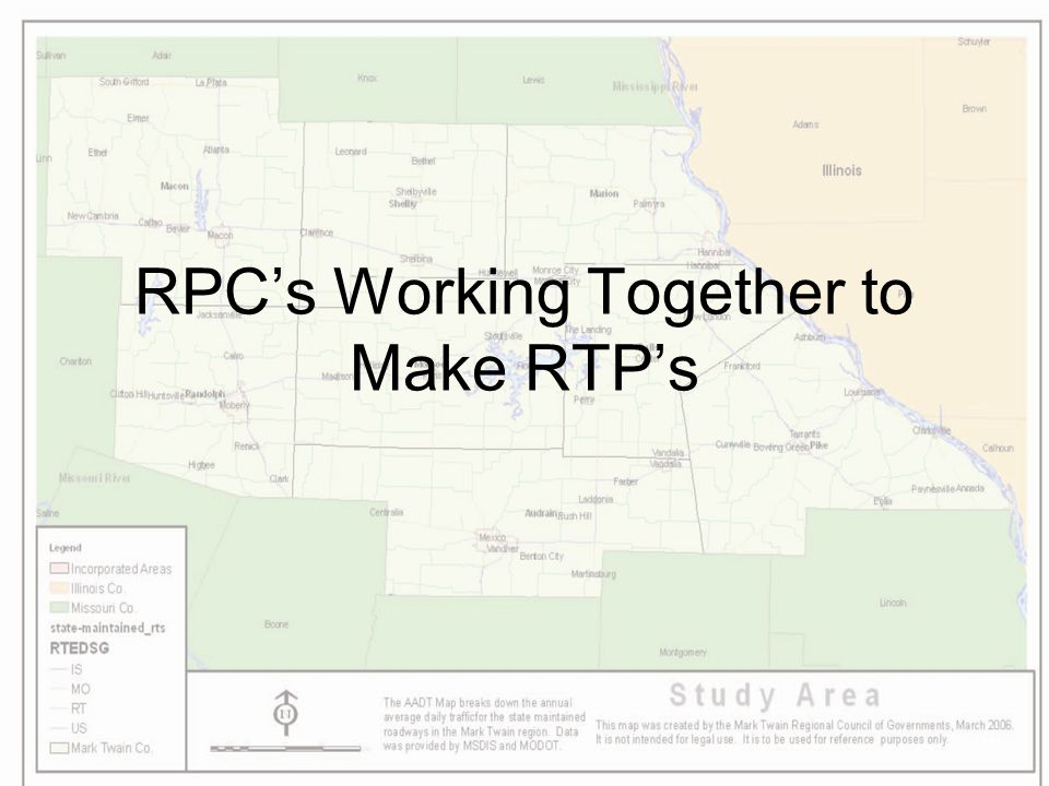 RPC's Working Together to Make RTP's