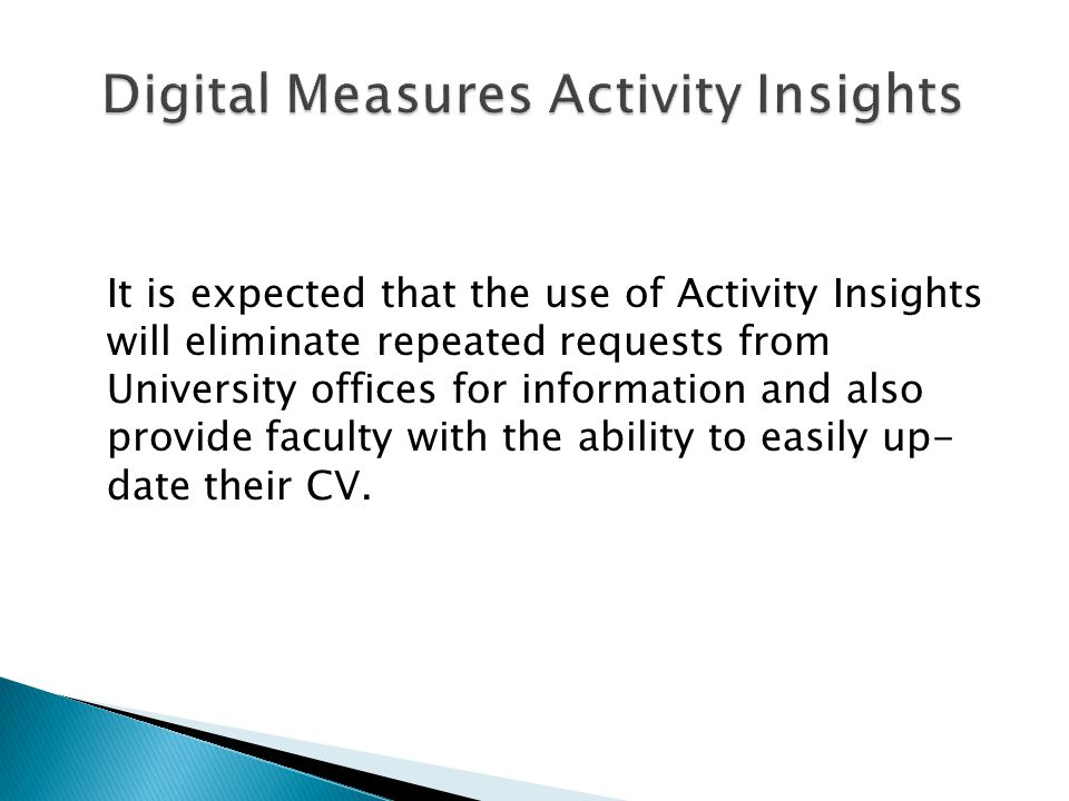  You now have the option to print a copy of your CV from the Digital Measures system.