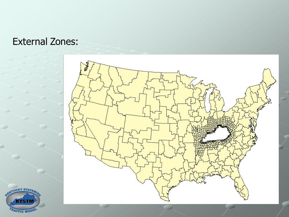 External Zones: