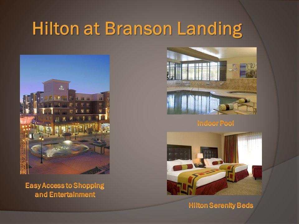 Hilton at Branson Landing
