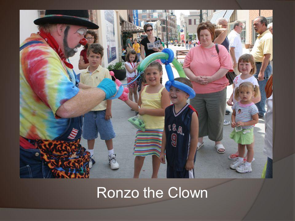 Ronzo the Clown