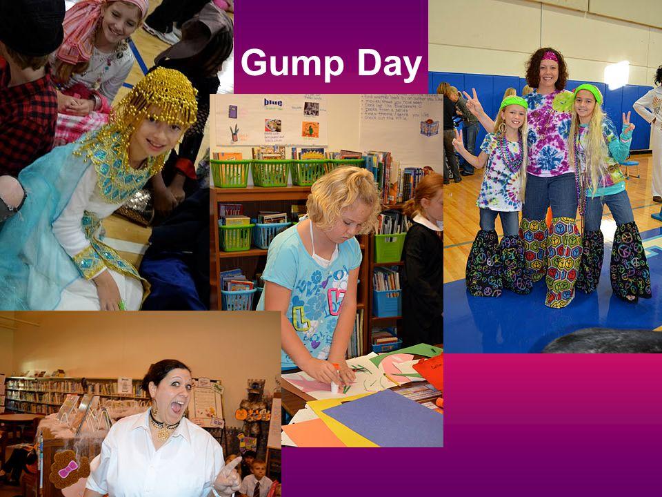 Gump Day