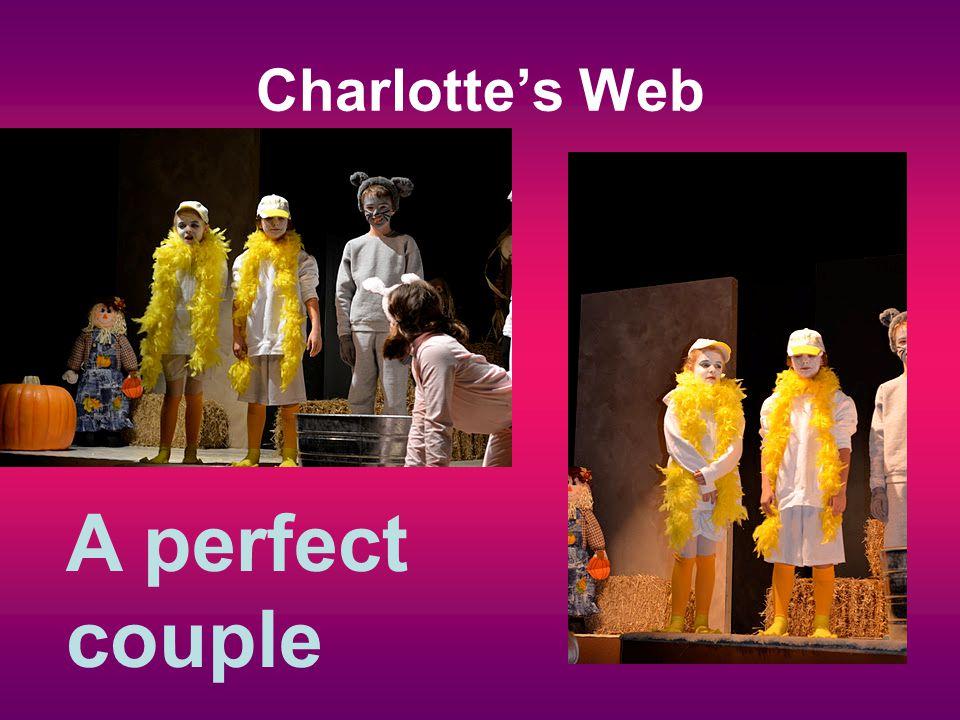 Charlotte's Web A perfect couple