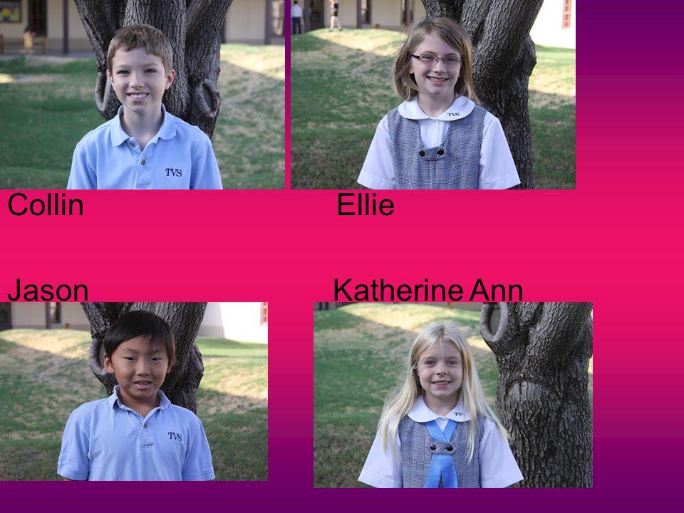 Collin Ellie Jason Katherine Ann