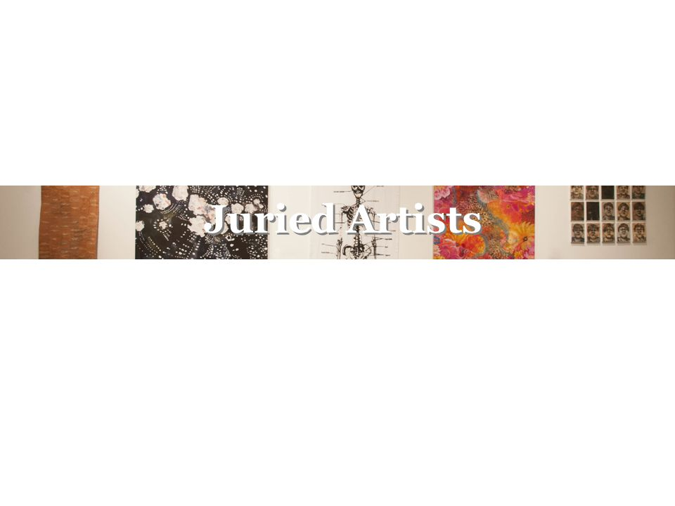 Juried Artists