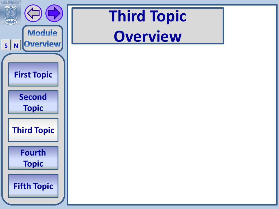 T2_03 Second Topic 03 :) Second Topic: Final Slide Round up the maximum and/or minimum values and set the interval or the number of intervals Click on the Interpolate Surface button to create regular grid First Topic Second Topic Third Topic Fourth Topic Fifth Topic Second Topic