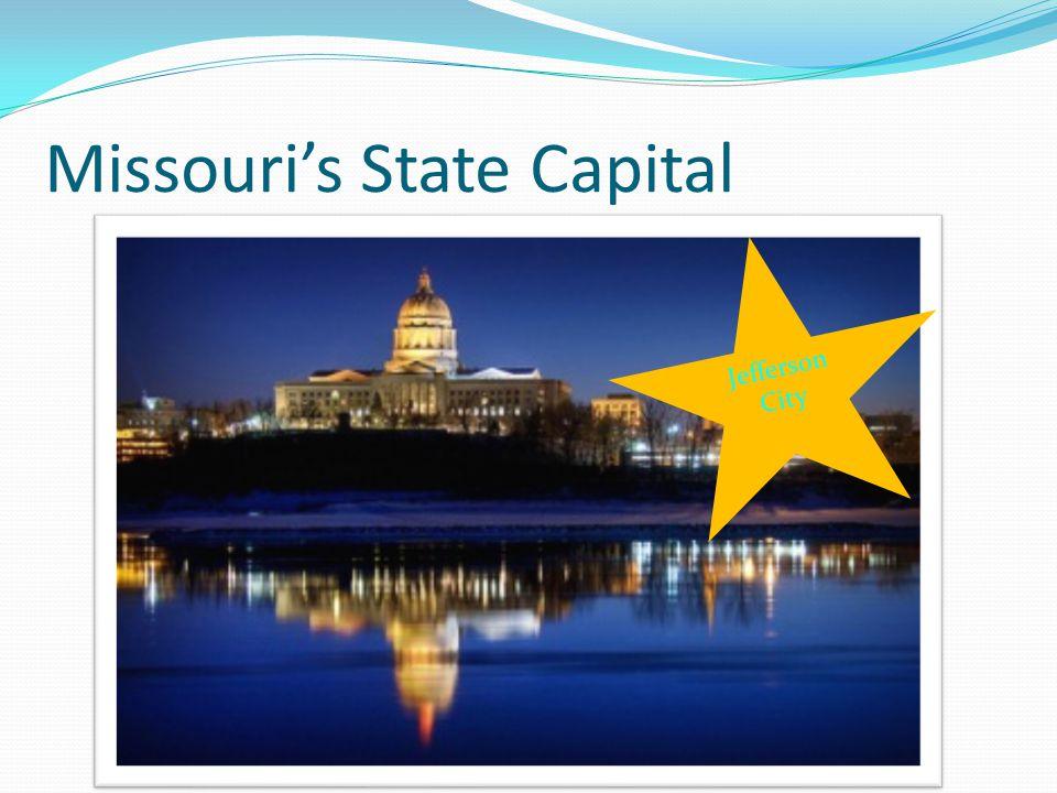 Missouri's State Capital Jefferson City