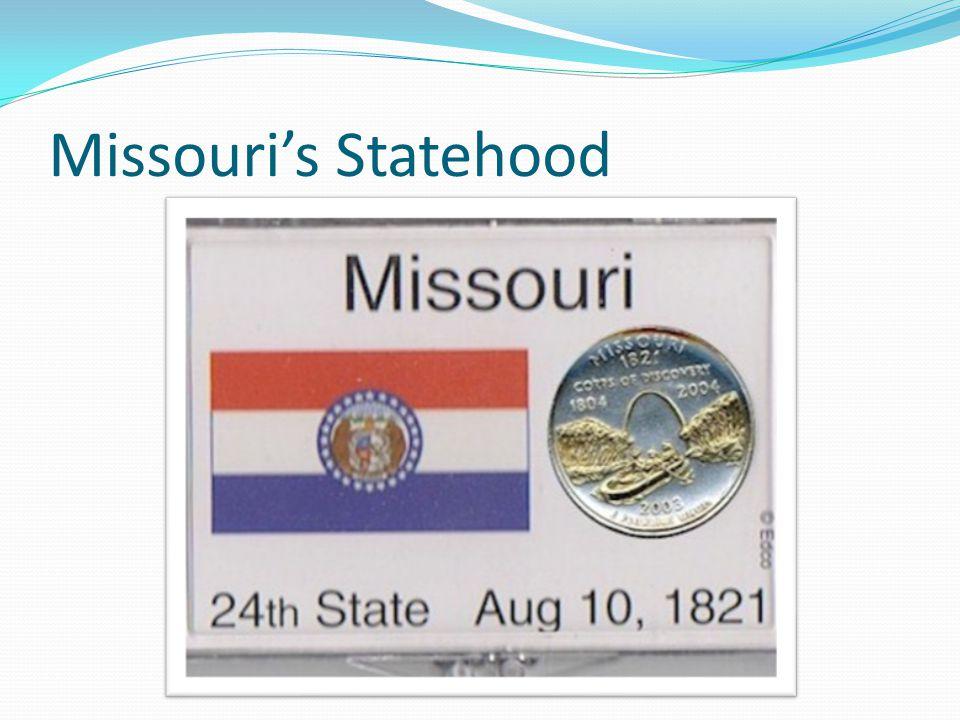 Missouri's Statehood
