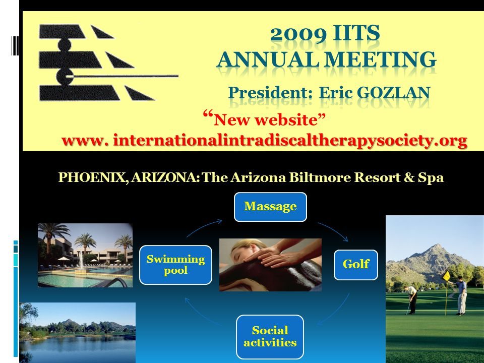 PHOENIX, ARIZONA: The Arizona Biltmore Resort & Spa Massage Golf Social activities Swimming pool