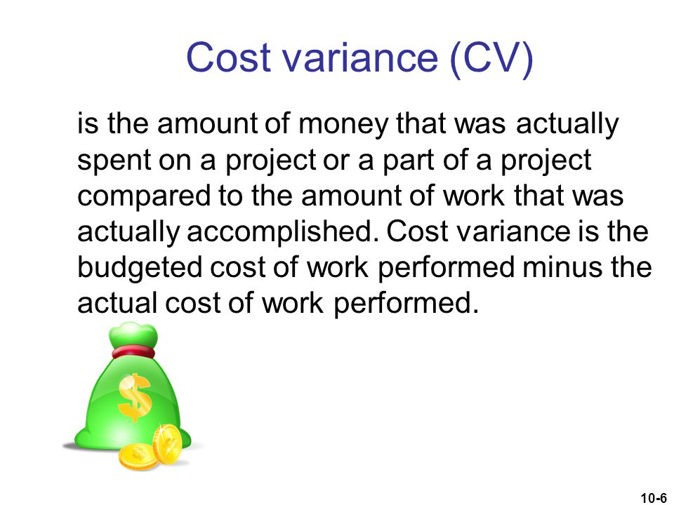 10-37 Standard Costs Now let's calculate standard cost variances for direct labor.