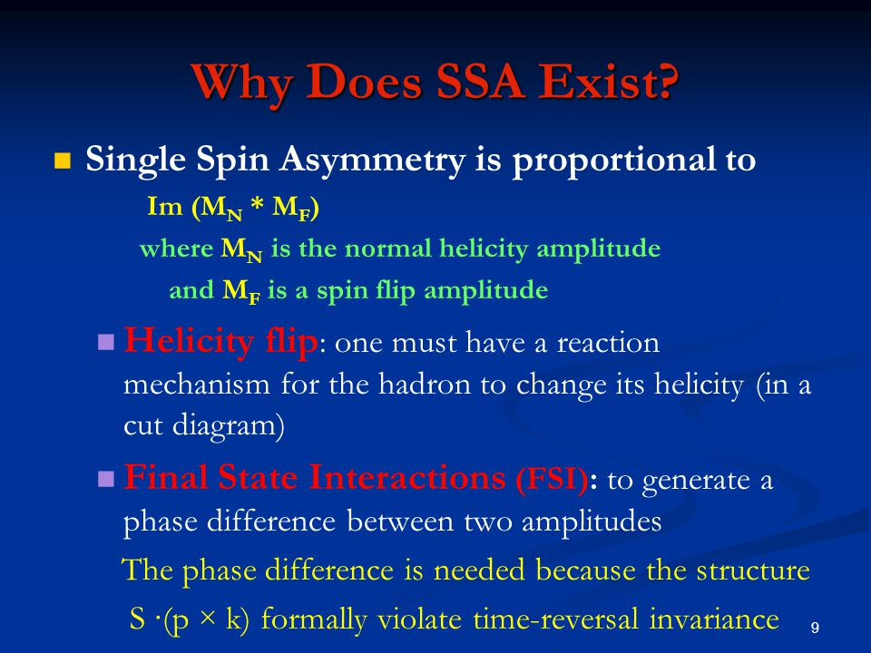 June 21, 2005 40RHIC & AGS USER MEETING-SPIN Asym.