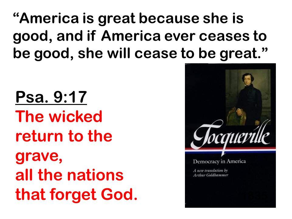 How To Destroy America Destroy Her Faith in God (Christianity).