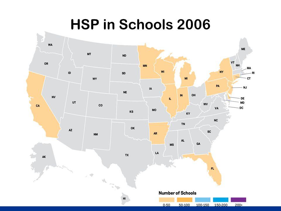 HSP in Schools 2006