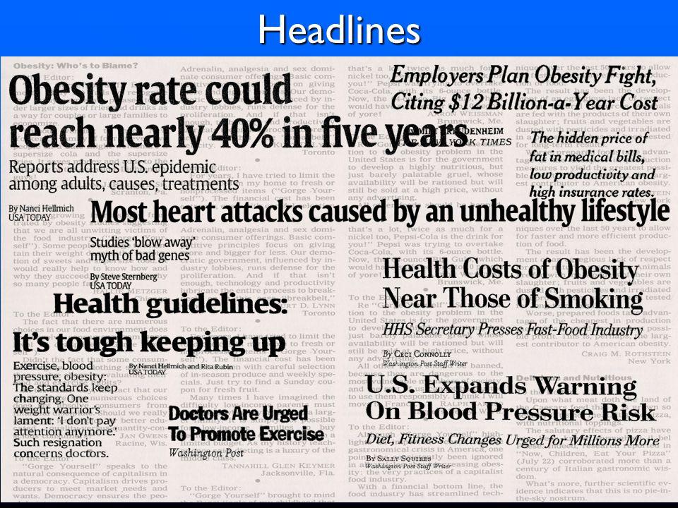 13 Headlines