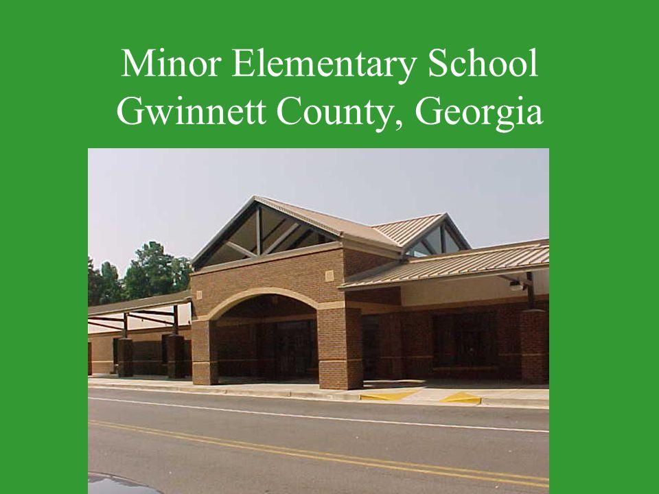 Minor Elementary School Gwinnett County, Georgia