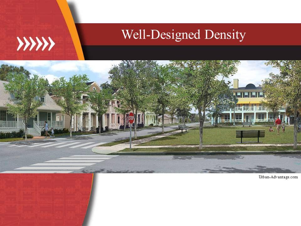 Well-Designed Density Urban-Advantage.com