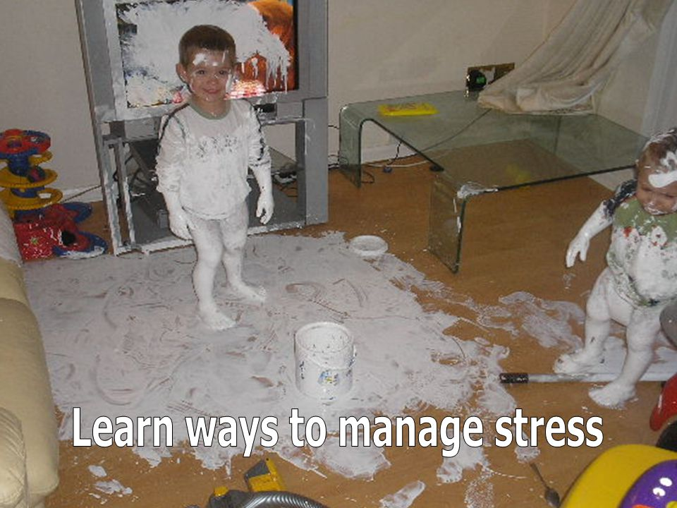 Step 4: Manage Stress
