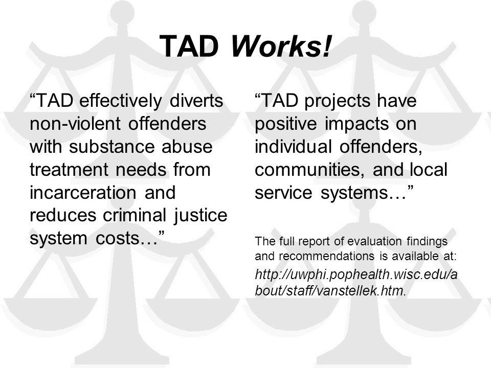 TAD Works.