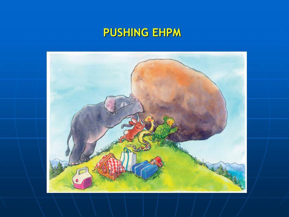 PUSHING EHPM