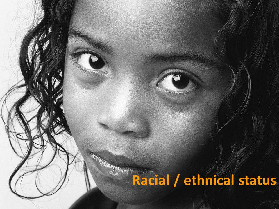 Racial / ethnical status