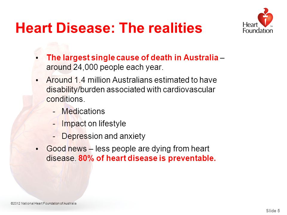 ©2012 National Heart Foundation of Australia Slide 6 A typical heart attack patient?