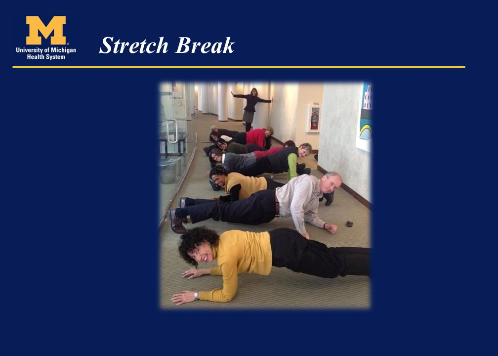 Stretch Break